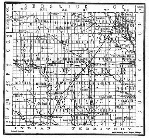 Viewing Album Maps - Ks map